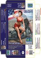 Marylin - Pin-up series Kit No. 1 - 1:24