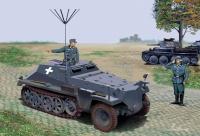Sd.Kfz. 252 - Leichter Pz.Bef.Wg - 1/35