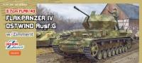 Ostwind - Flakpanzer IV Ausf. G mit Zimmerit - 1:35