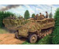 Sd.Kfz. 251/7 Ausf. D - Pionierpanzerwagen - 2in1 - 1:72