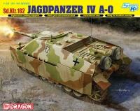 Jagdpanzer IV A-0 - Sd.Kfz. 165 - 1:35