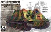 Sturmtiger - 38cm RW61 auf Sturmmörser Tiger - 1:35