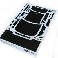 Carbon Abziehbilder / Carbon Pattern Decals für Tamiya 1:24 Subaru BRZ - 24324 / 24336