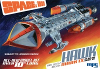 Space 1999 / Mondbasis Alpha 1 - Hawk Mk. IX - 1:72