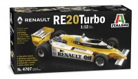 Renault RE20 Turbo - 1:12