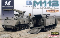IDF M113 - Fitters / Chata'p Field Repair Vehicle - Combo Set - 1:35