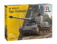VK 4501 P - Tiger Ferdinand / Tiger P - 1:35