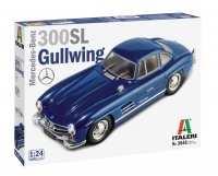 Mercedes Benz 300 SL Gullwing - 1:24