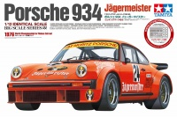 Porsche Turbo RSR 934 Jägermeister - 1:12