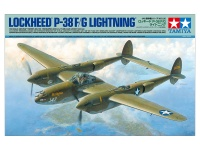 Lockheed P-38 F/G Lightning - 1:48