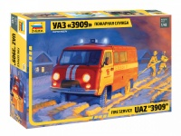 UAZ 3909 - Fire Service - 1/43