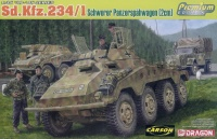 Sd.Kfz. 234/1 - Schwere Panzerspähwagen 2cm - Premium Edition - 1:35