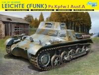 Leichter Funkpanzerwagen - Pz.Kpfw. I - Ausf. A - Funk - 1:35
