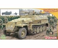 Sd.Kfz. 251 - Ausf. C + 3,7cm Pak 35/36 - Combo-Set