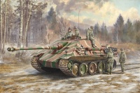 Jagdpanther - Sd.Kfz. 173 - with Winter Crew - 1:35