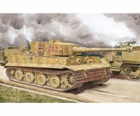 Tiger I - Late Production - with Zimmerit - Normandy 1944 - 1/35