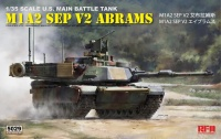 M1A2 SEP V2 Abrams - US Main Battle Tank - 1:35