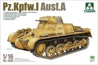 Panzerkampfwagen I Ausf. A - 1/16