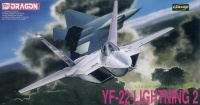 YF-22 Lightning 2 - Air Superiority Fighter - 1:72