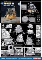 Apollo 11 Lunar Module - Eagle - 1/48