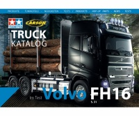 Truck-Katalog - Vol. 3 - Tamiya-Carson - Deutsch / Englisch