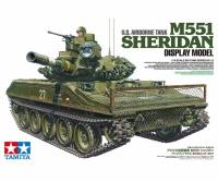 M551 Sheridan - US Airborne Tank - Static Kit - 1/16