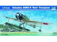 Nakajima A6M2-N - Rufe - Floatplane / Wasserflugzeug - 1:24