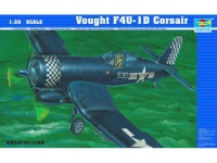 Vought F4U-1D Corsair - 1:32