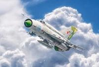 MiG-21 Bis - Fishbed 1/72