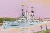 SMS Schleswig-Holstein - Battelship - 1908 - 1/350