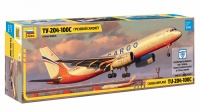 Tupolev Tu-204-100C - Transportflugzeug - 1:144
