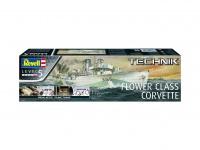 Flower Class Corvette - Revell Technik - 1:72