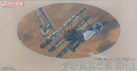 Fokker Dr. I - Knights of the Sky - Vintage - 1/48