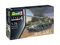 M40 GMC - US Self propelled Gun - 1:76