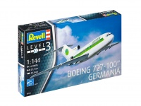 Boeing 727-100 - Germania - 1:144