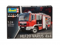 MAN Schlingmann HLF 20 VARUS 4x4 - 1/24
