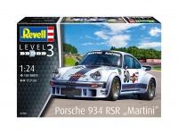 Porsche 934 RSR - Martini - 1/24