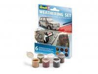 Weathering Set - 6 Pigmente