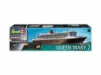Queen Mary 2 - Platinum Edition - 1/400