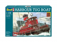 Harbour Tug Boat / Hafenschlepper - 1:108