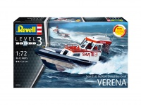 Search & Rescue Daughter-Boat - Verena - 1/72