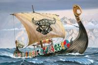Viking Ship - 1/50