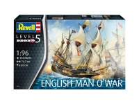English Man O'War - 1/96