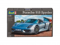 Porsche 918 Spyder - 1/24