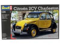 Citroen 2CV Charleston - 1/24