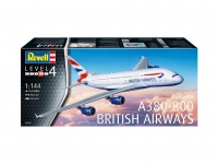 Airbus A380-800 - British Airways - 1:144