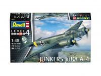 Junkers Ju88 A-4 - 1/48