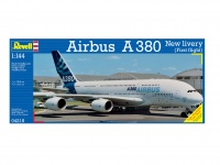 Airbus A380 New Livery - 1/144
