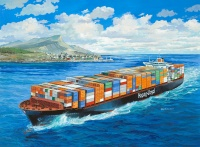 Container Ship / Containerschiff COLOMBO EXPRESS - 1:700