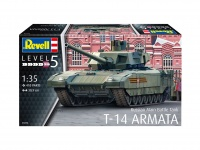 T-14 Armata - Russian Main Battle Tank - 1:35